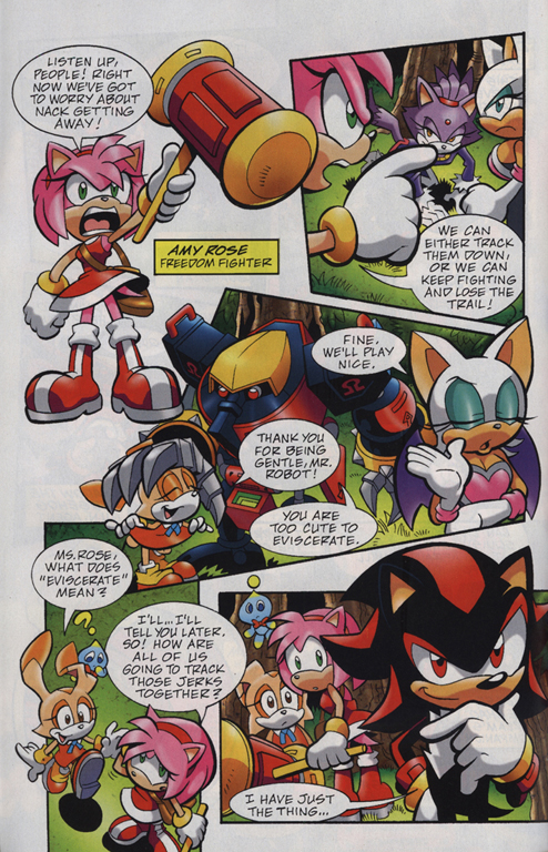 Read online Sonic Universe comic -  Issue #23 - 5