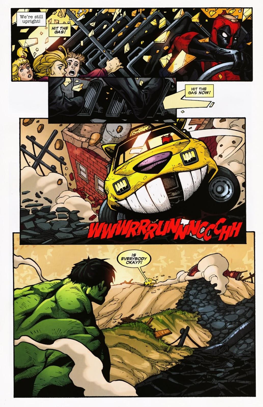 Read online Deadpool (2008) comic -  Issue #39 - 12