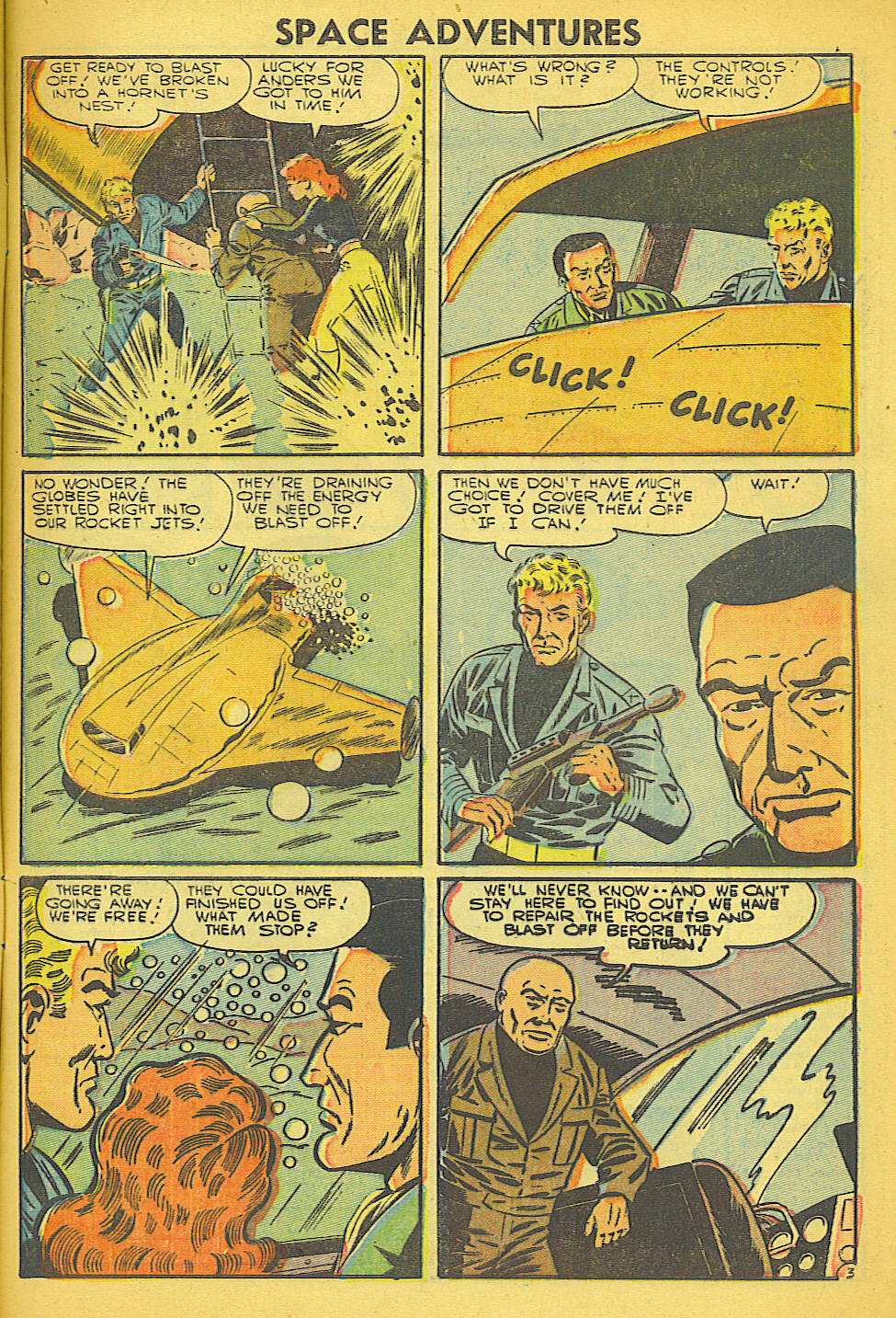 Space Adventures (1952) issue 21 - Page 6