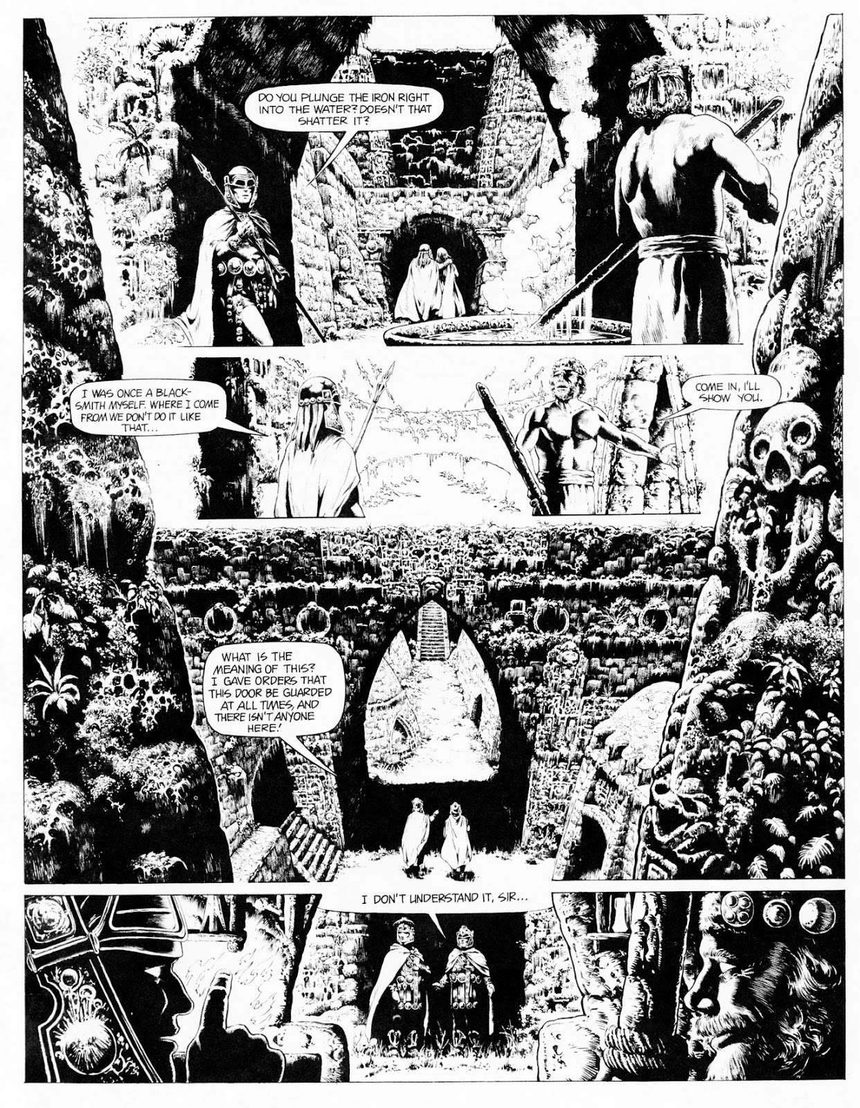 Conquering Armies issue TPB - Page 11