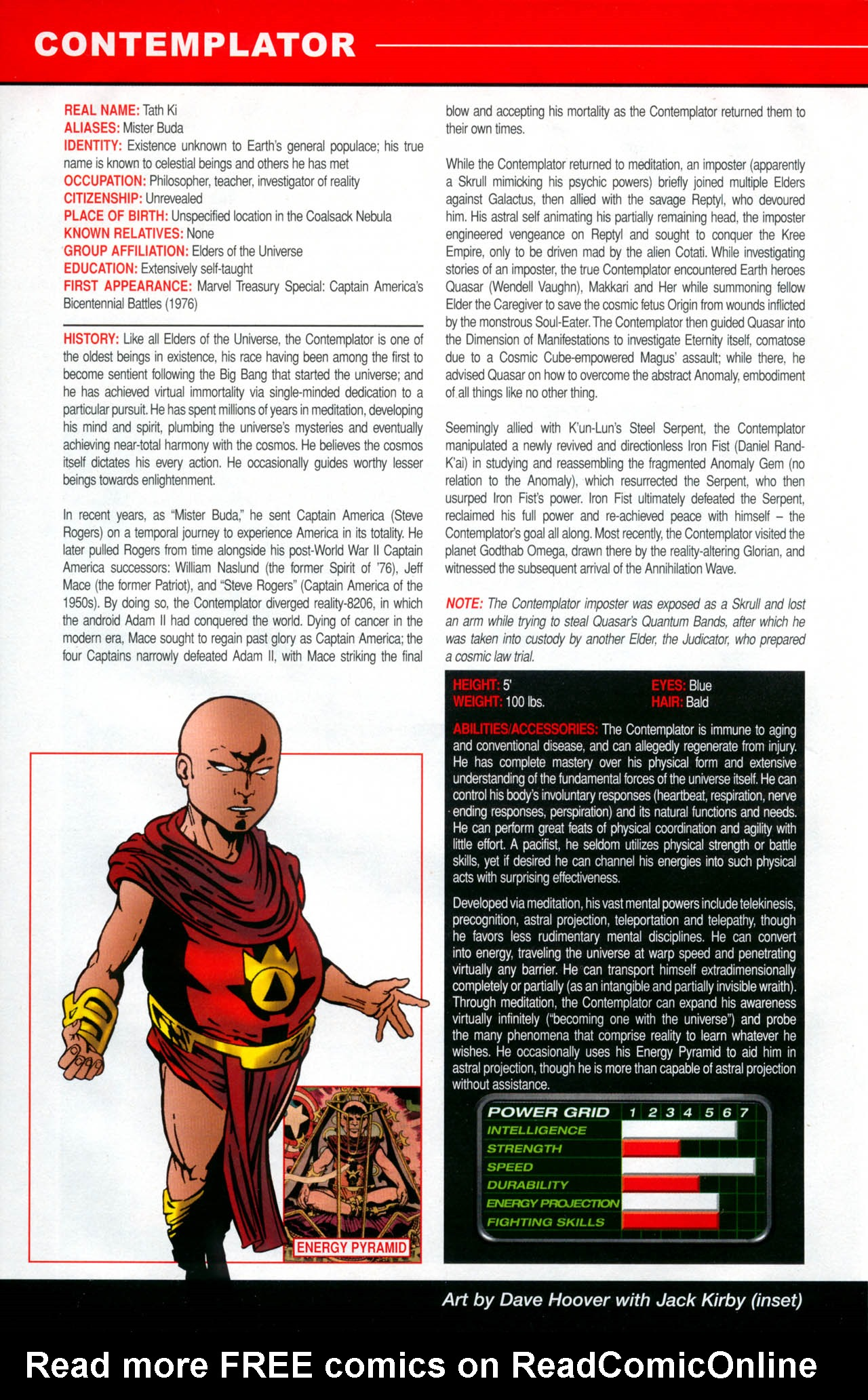 Read online All-New Official Handbook of the Marvel Universe A to Z: Update comic -  Issue #2 - 24