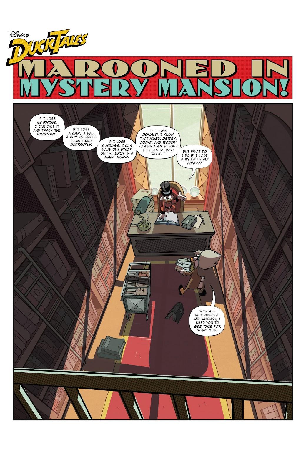 Read online Ducktales (2017) comic -  Issue #17 - 3