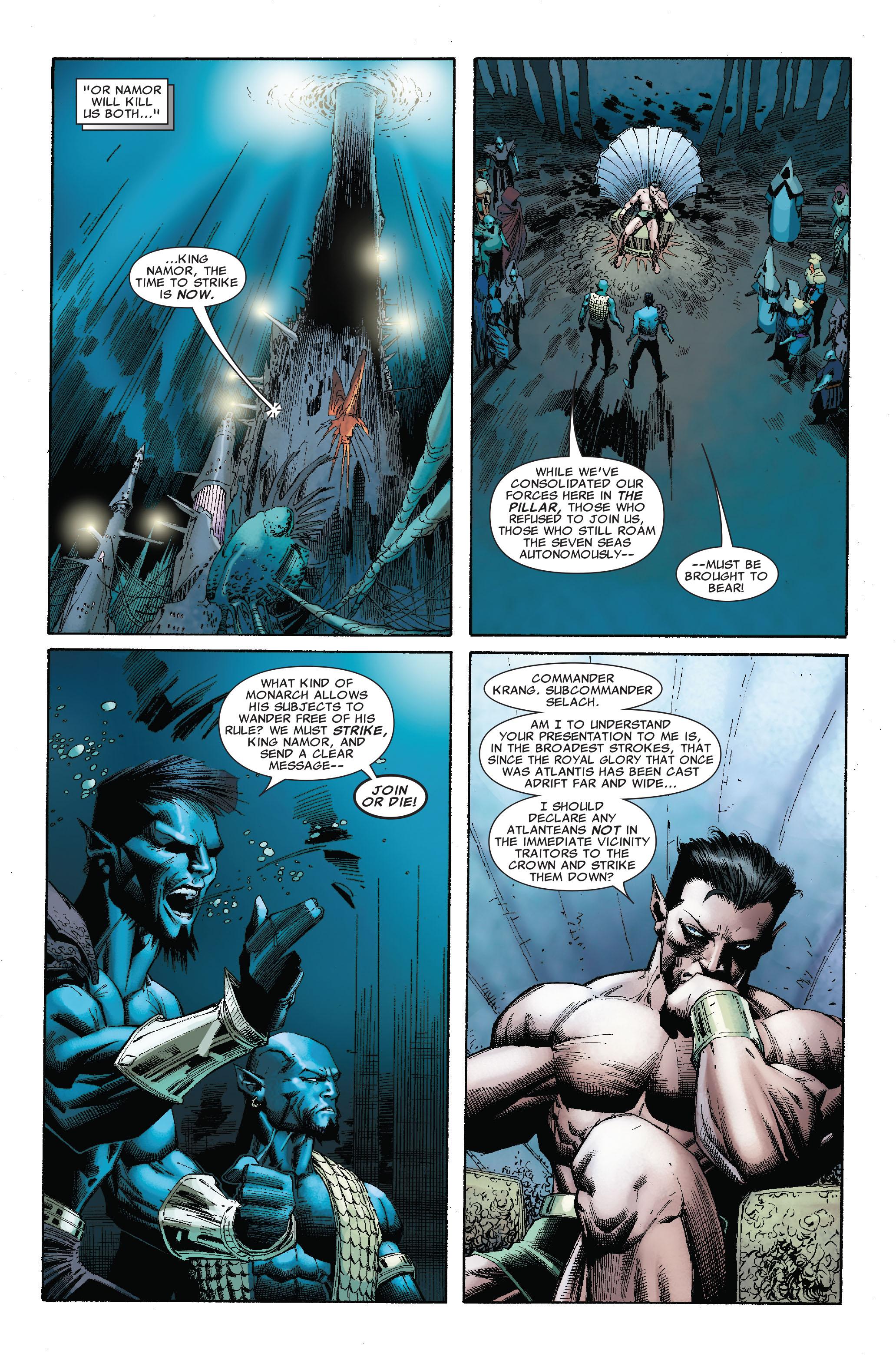 Read online Uncanny X-Men (1963) comic -  Issue #528 - 10