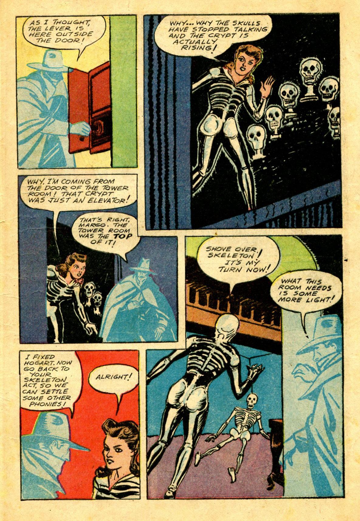 Read online Shadow Comics comic -  Issue #43 - 15