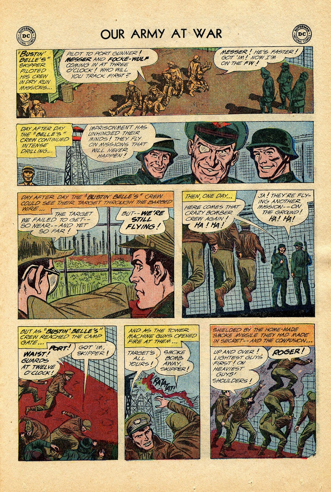 Our Army at War (1952) issue 99 - Page 23