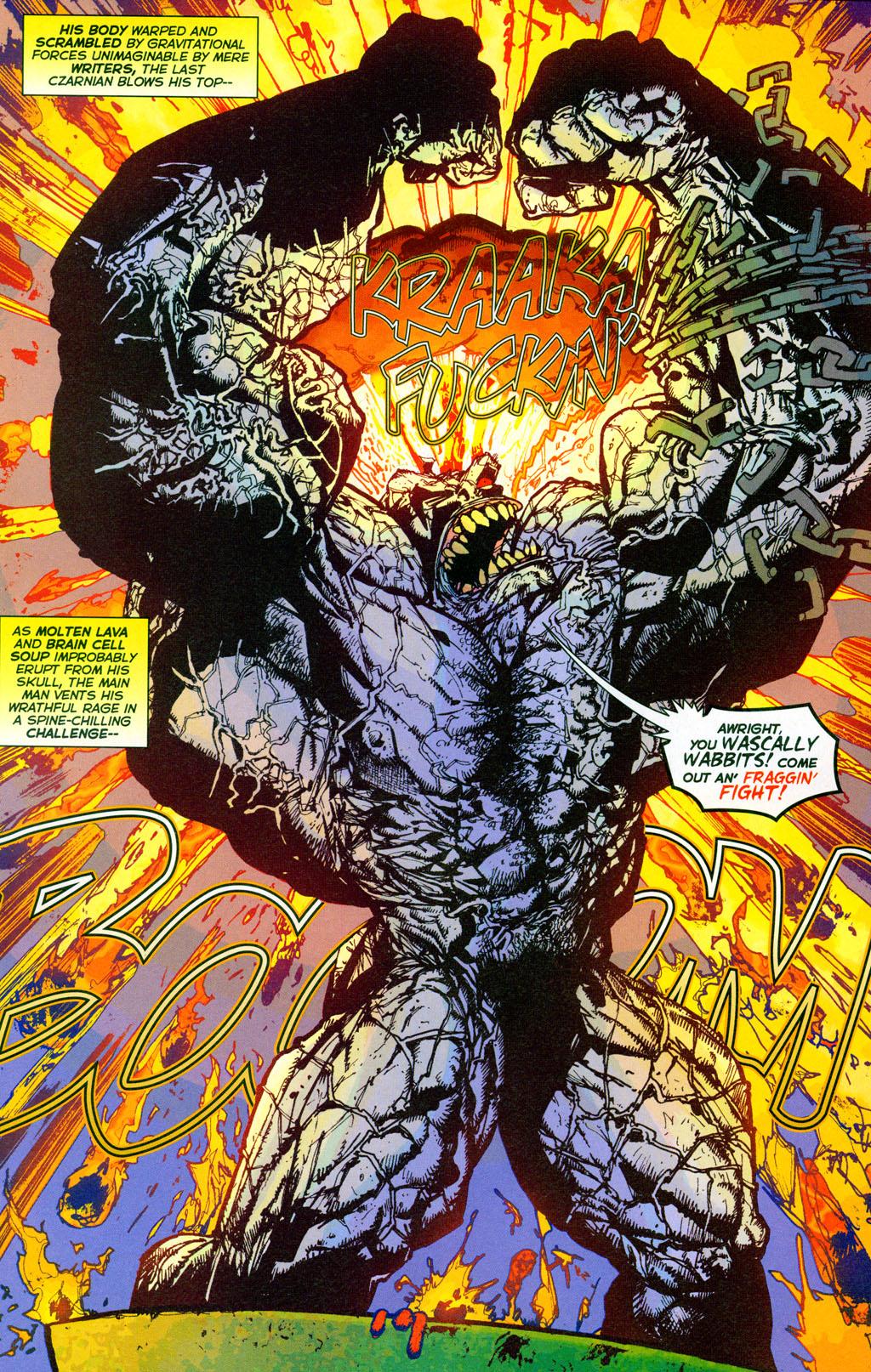 Read online The Authority/Lobo: Spring Break Massacre comic -  Issue # Full - 35