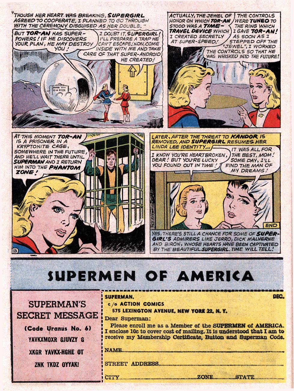 Read online Action Comics (1938) comic -  Issue #307 - 28