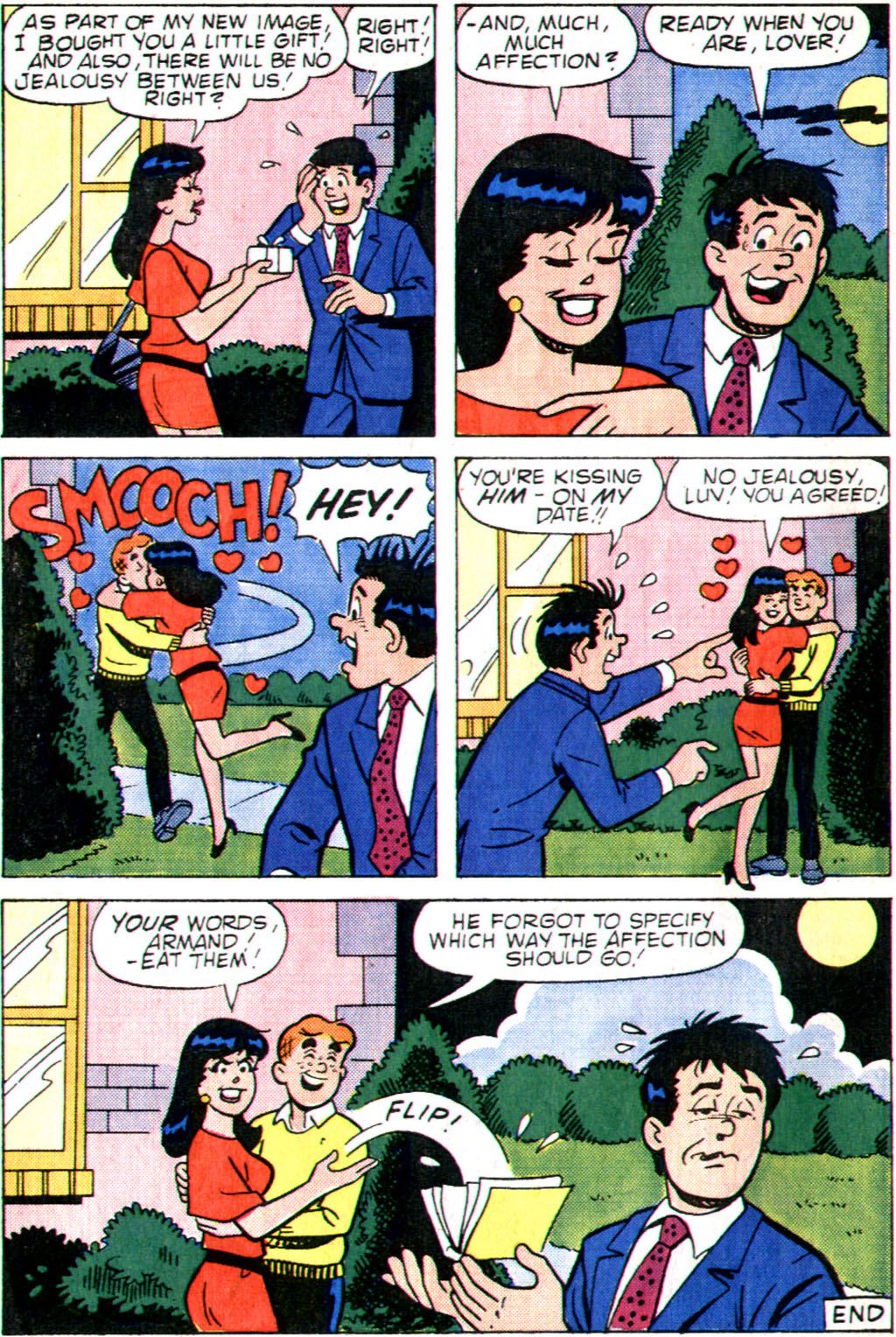 Read online Archie (1960) comic -  Issue #355 - 32
