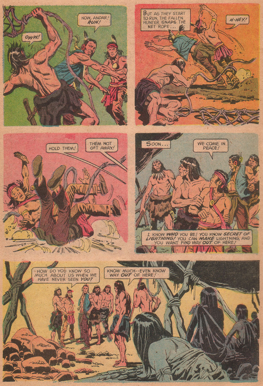 Read online Turok, Son of Stone comic -  Issue #73 - 6