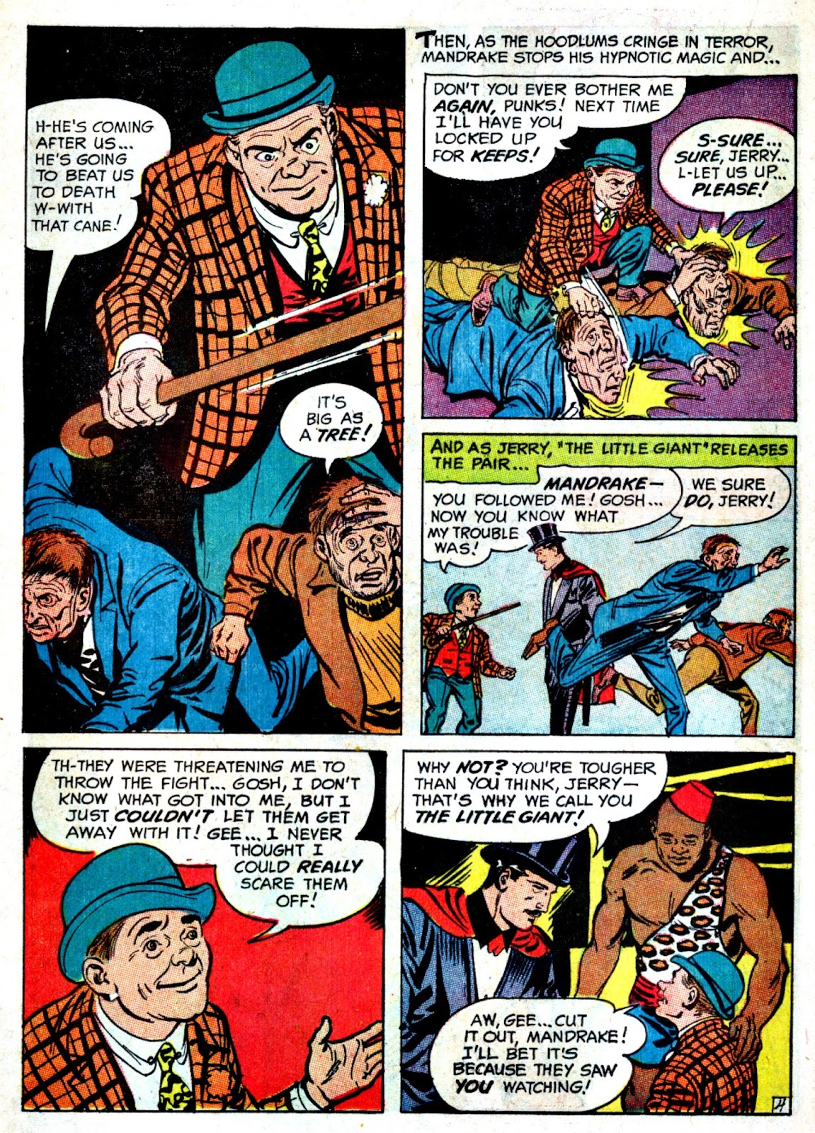 Flash Gordon (1966) issue 3 - Page 19