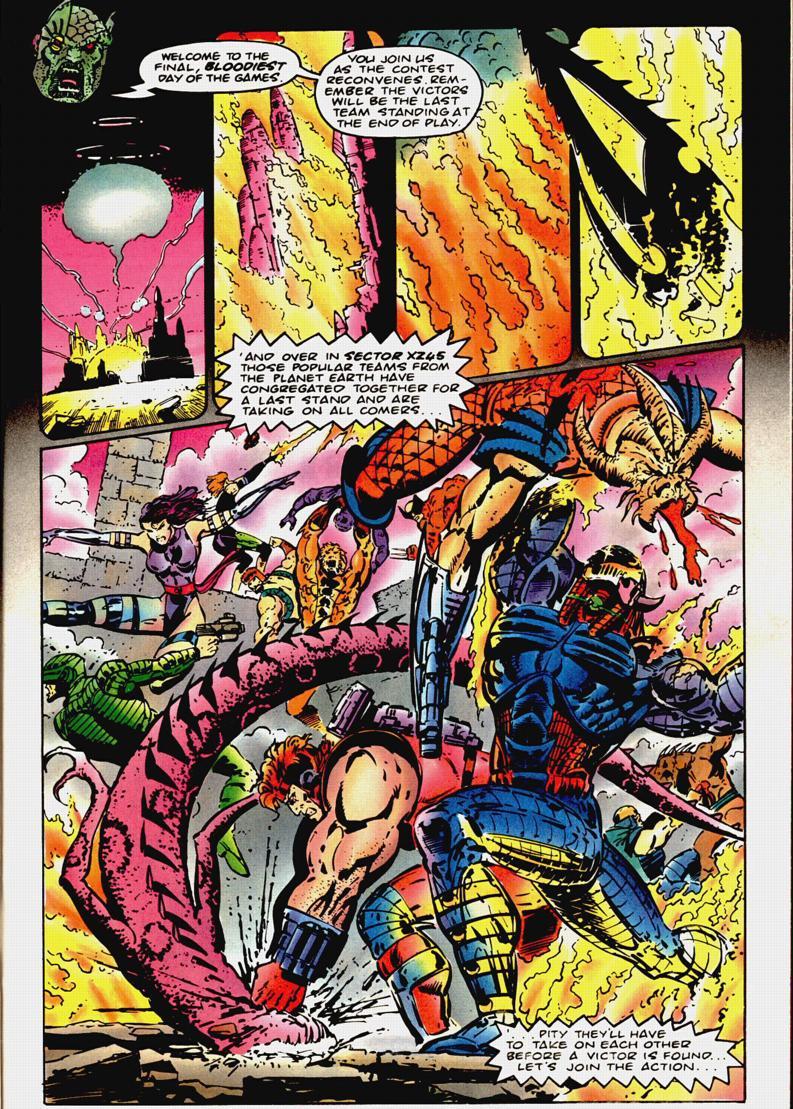 Read online Battletide comic -  Issue #3 - 18