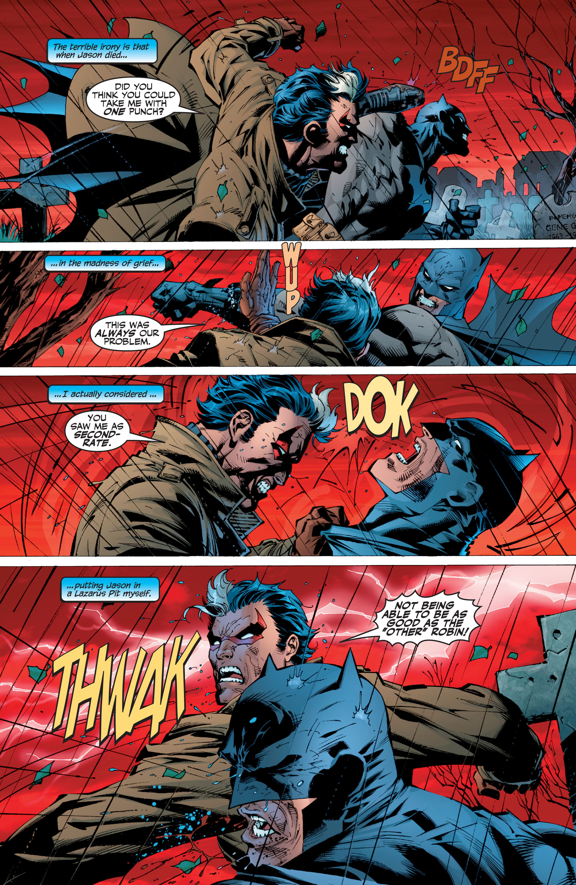 Read online Batman: Under The Red Hood comic -  Issue # Full - 365
