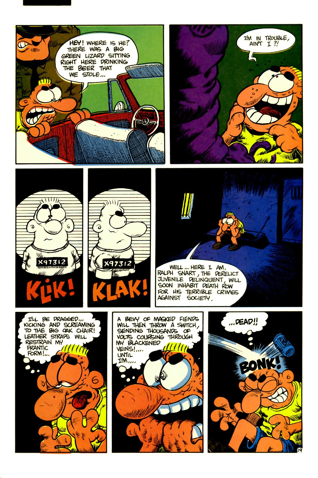 Ralph Snart Adventures (1988) issue 4 - Page 22