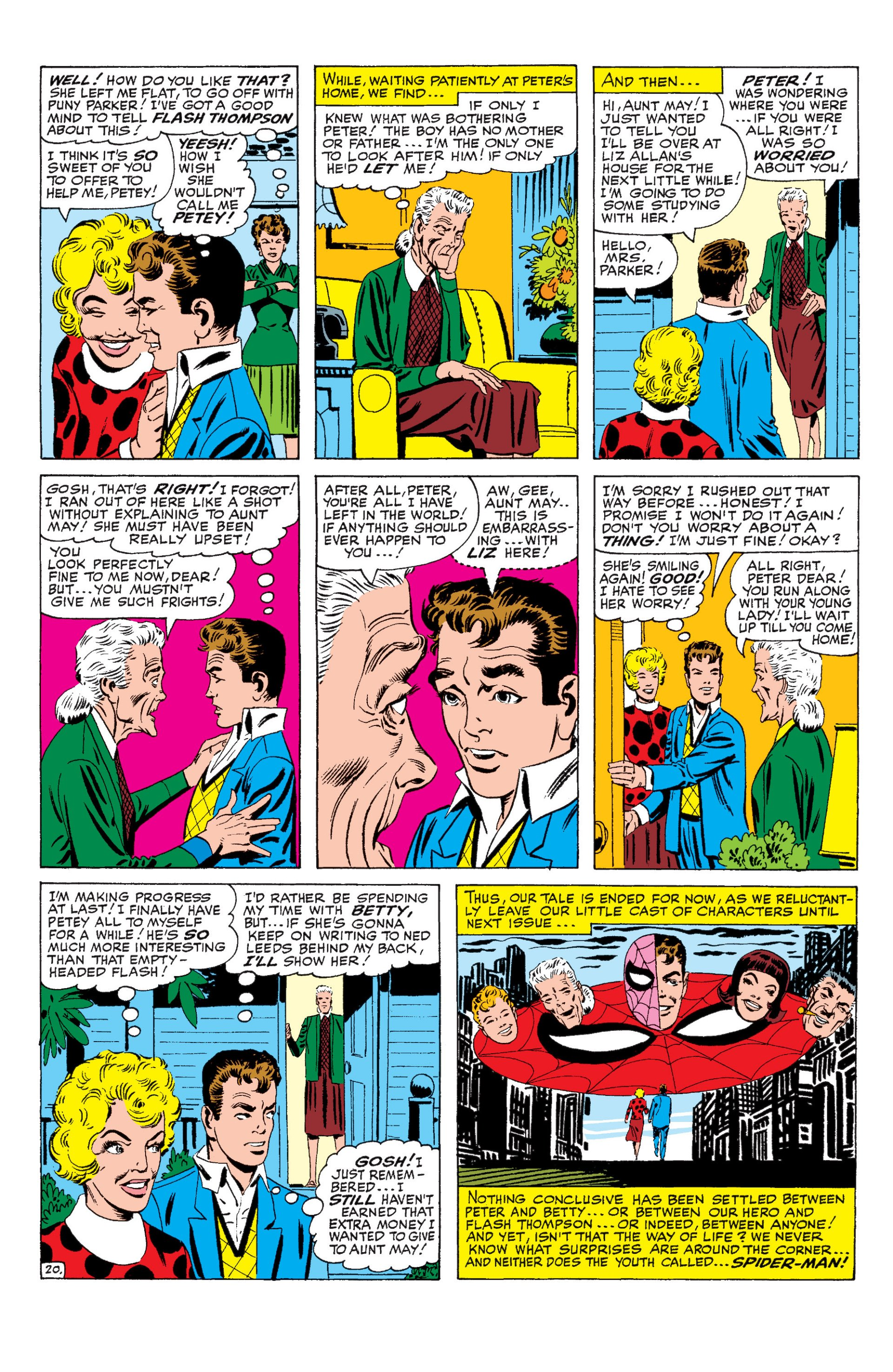 The Amazing Spider-Man (1963) 24 Page 20