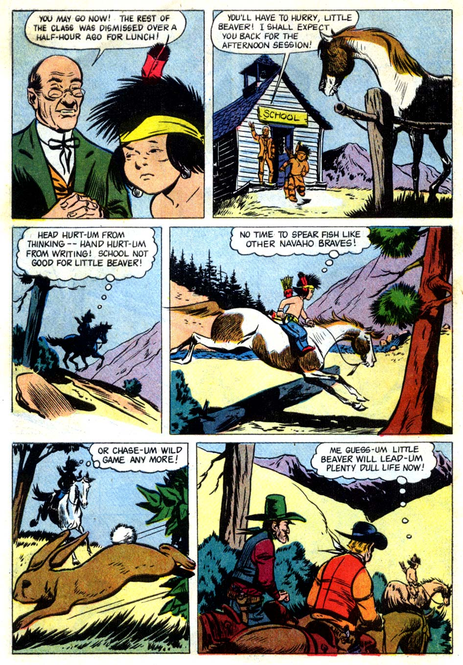 Four Color Comics issue 817 - Page 6