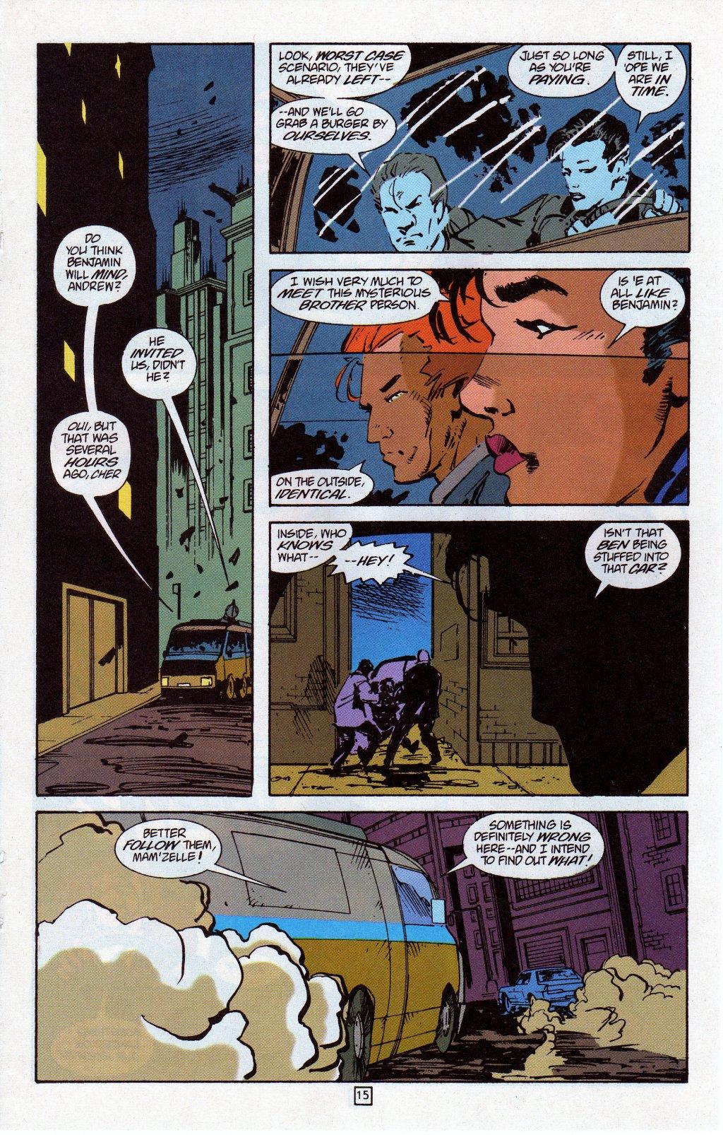 Read online Gunfire comic -  Issue #8 - 16