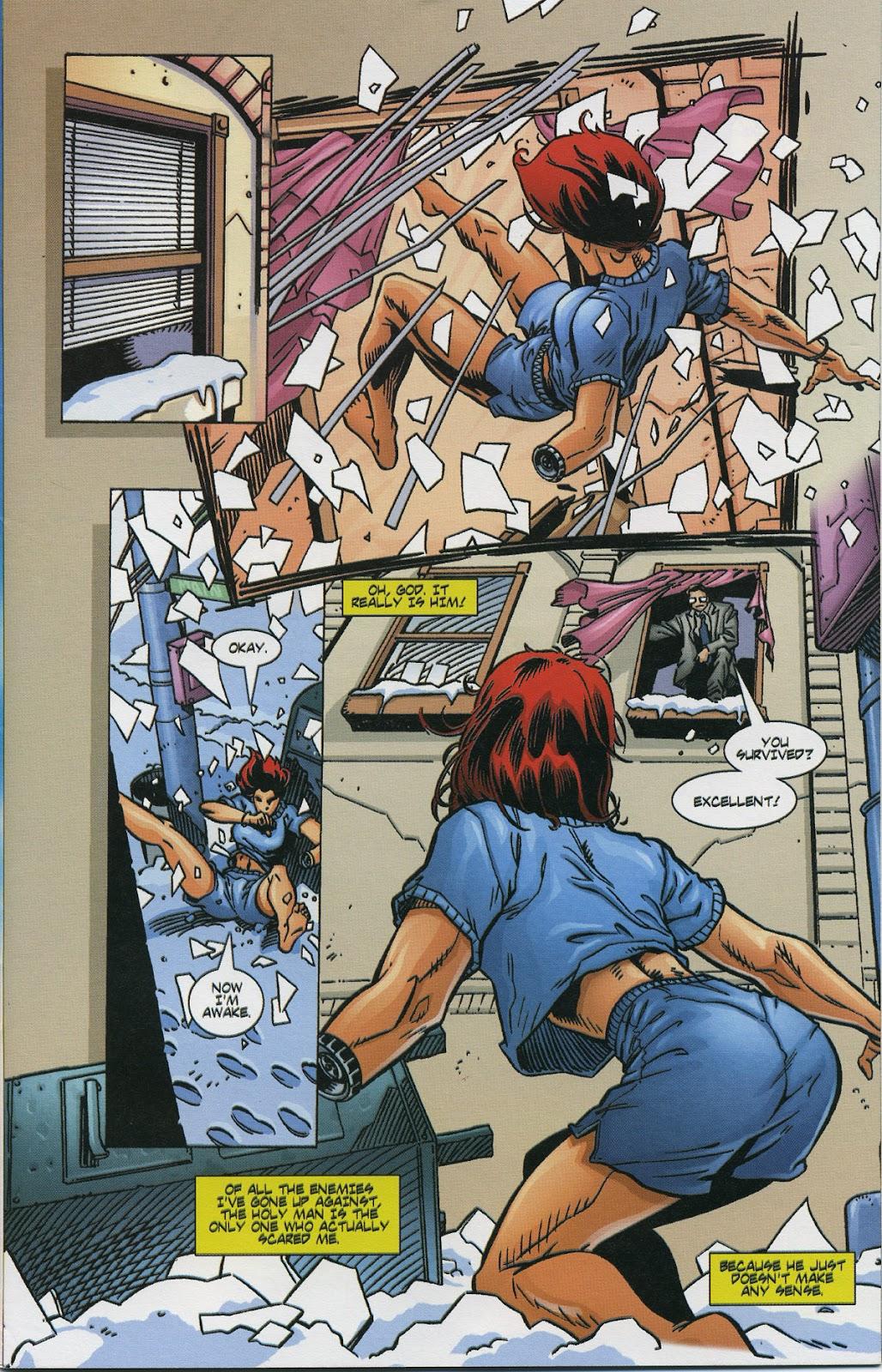 Warrior Nun Areala (1997) Issue #4 #4 - English 5