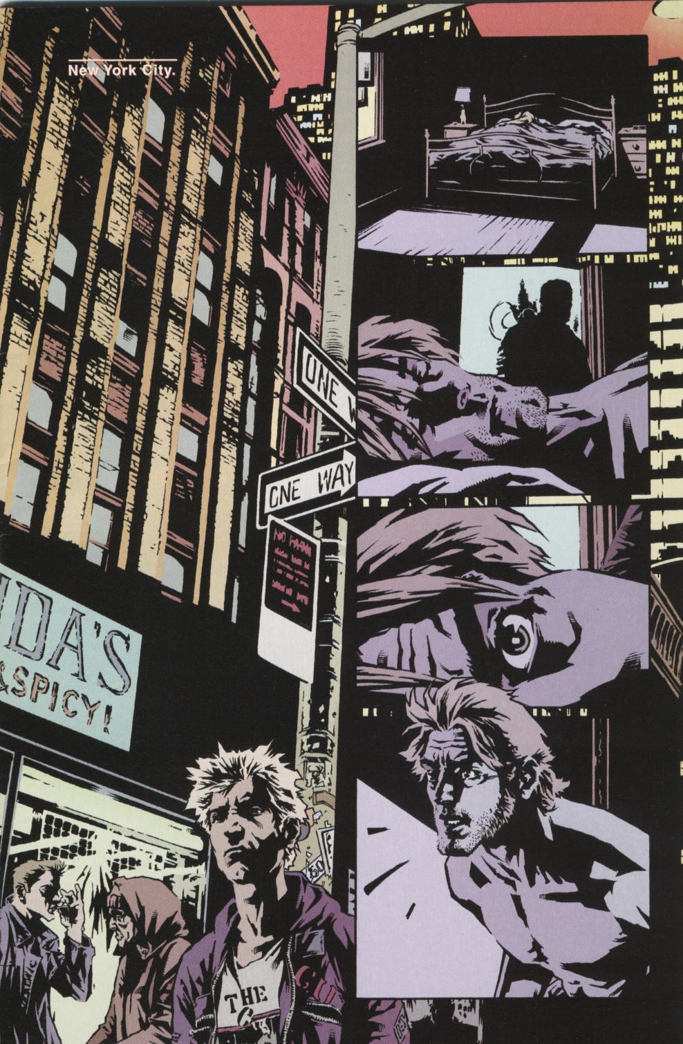Wildcats (1999) _Annual 2000 #1 - English 2
