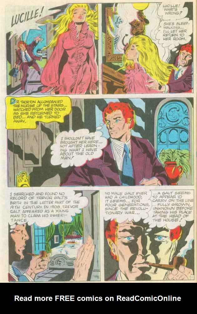 Read online Beyond the Grave (1983) comic -  Issue #14 - 20