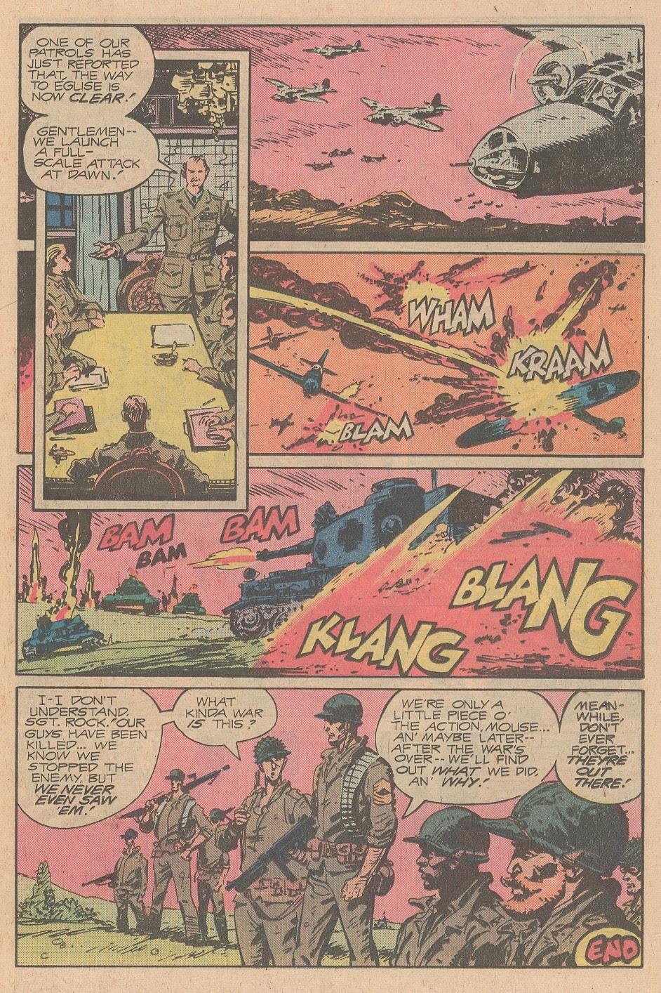 Read online Sgt. Rock comic -  Issue #346 - 12