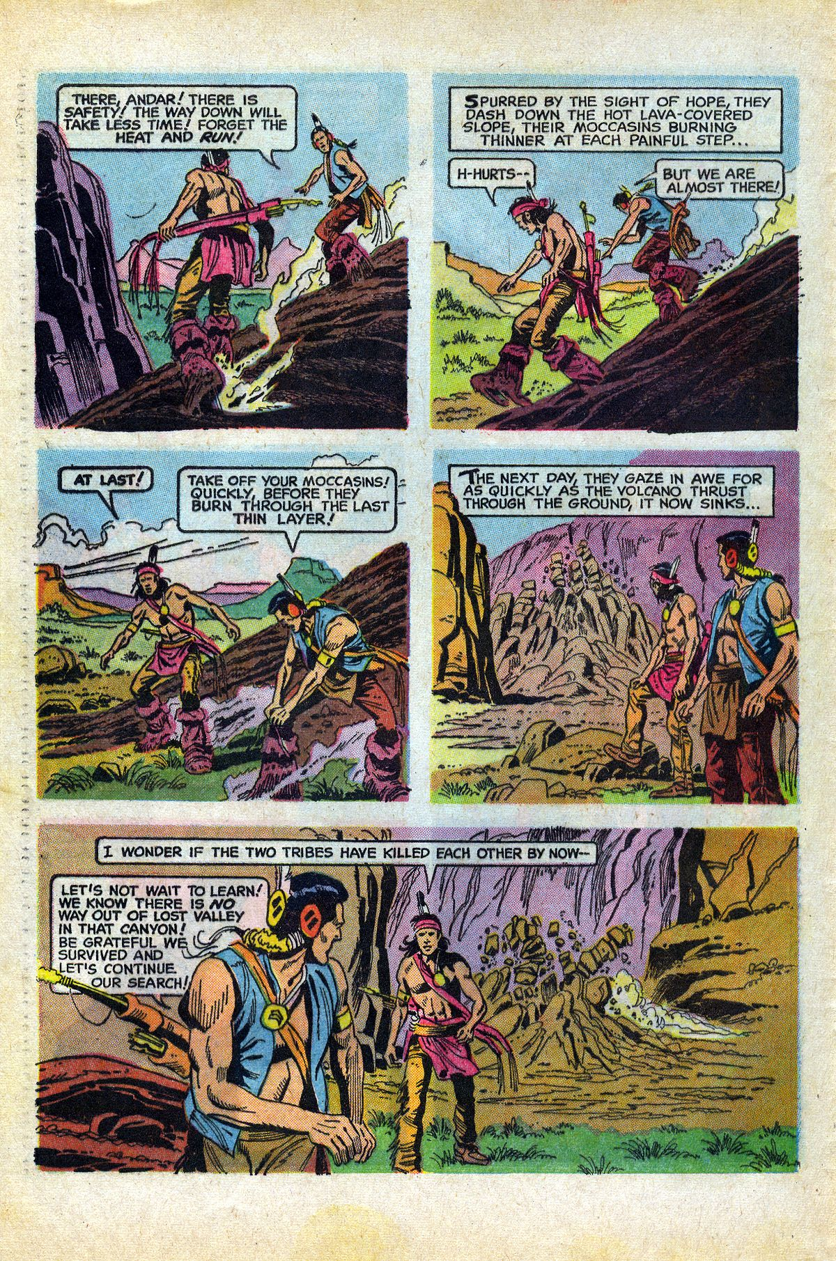 Read online Turok, Son of Stone comic -  Issue #66 - 32