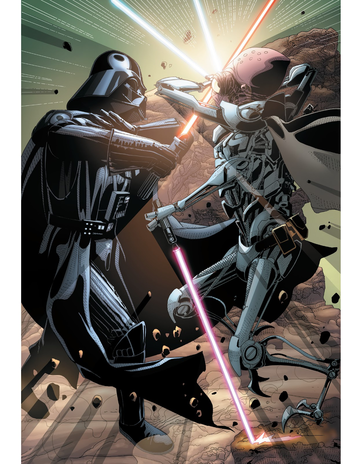 Read online The Marvel Art of Star Wars comic -  Issue # TPB (Part 1) - 77