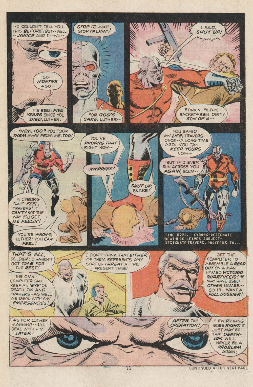 Read online Astonishing Tales (1970) comic -  Issue #32 - 8