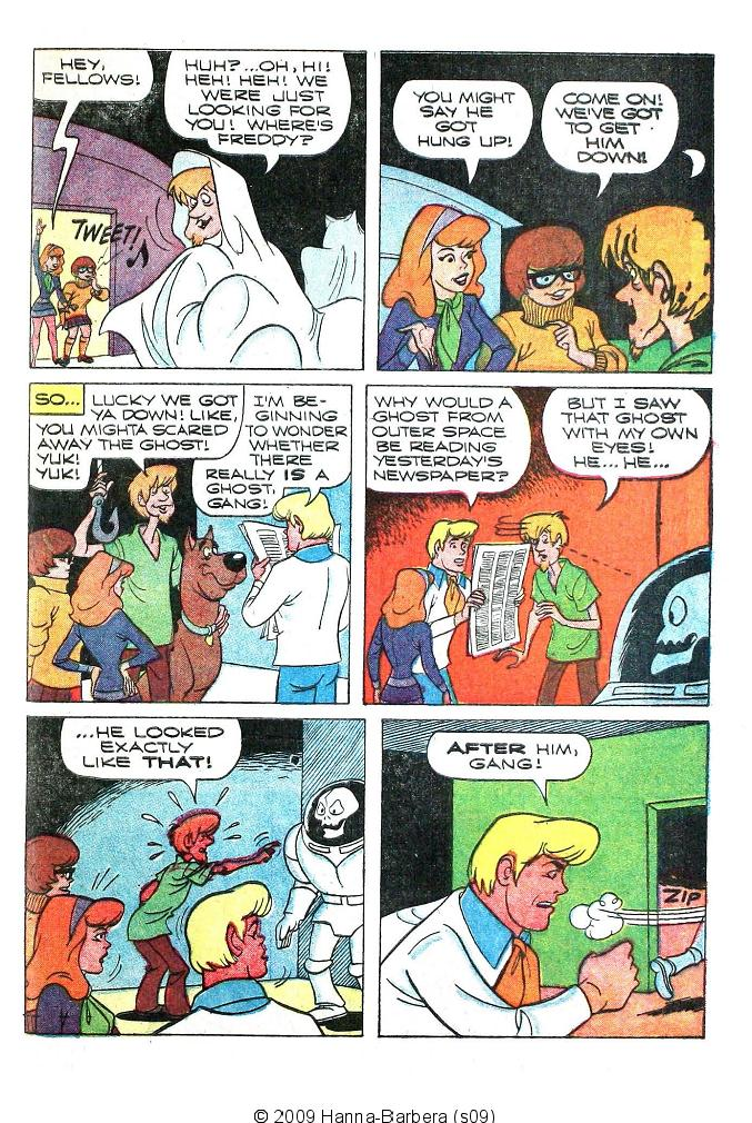 Read online Scooby-Doo... Where Are You! (1970) comic -  Issue #4 - 29