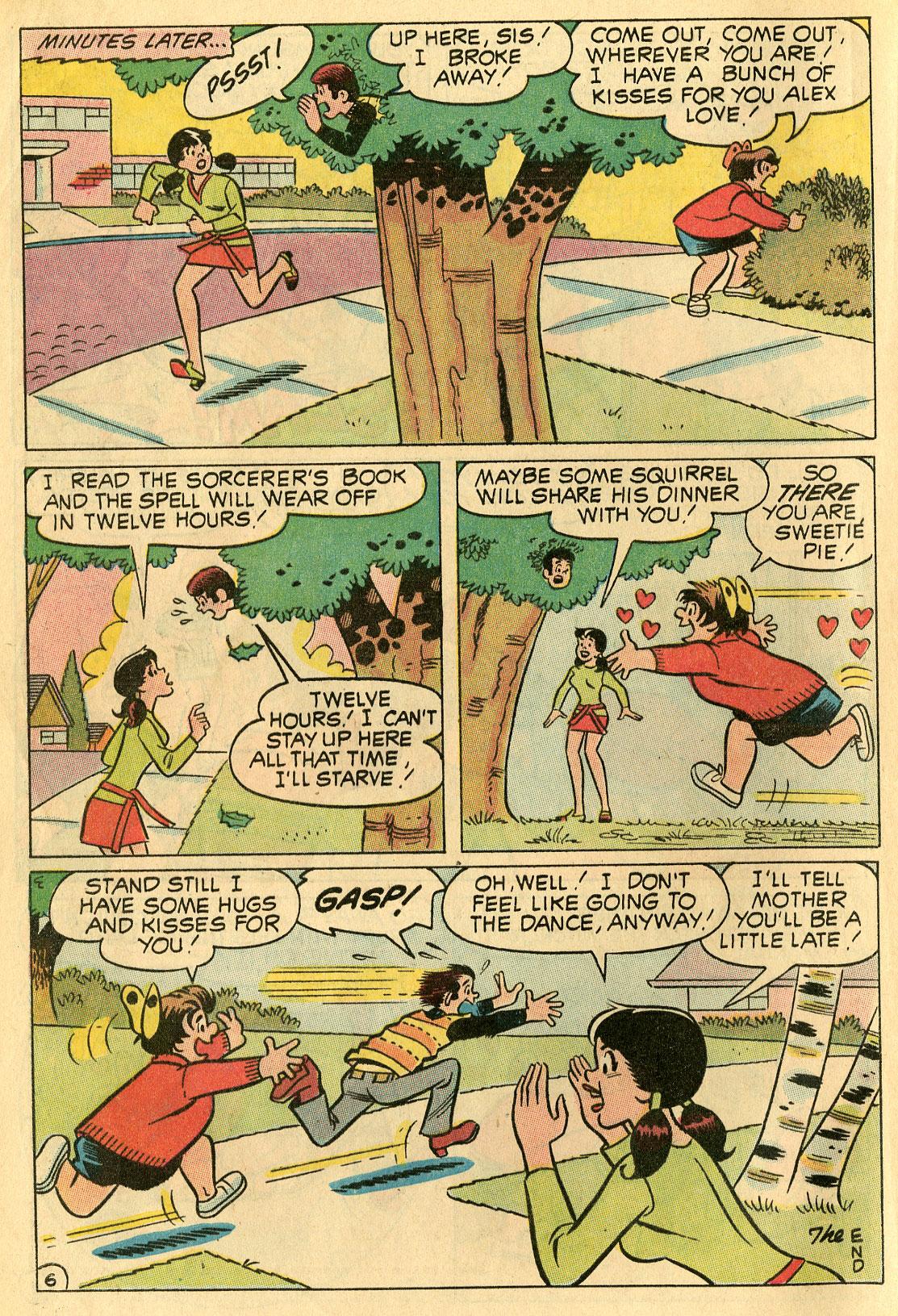 Read online She's Josie comic -  Issue #48 - 8