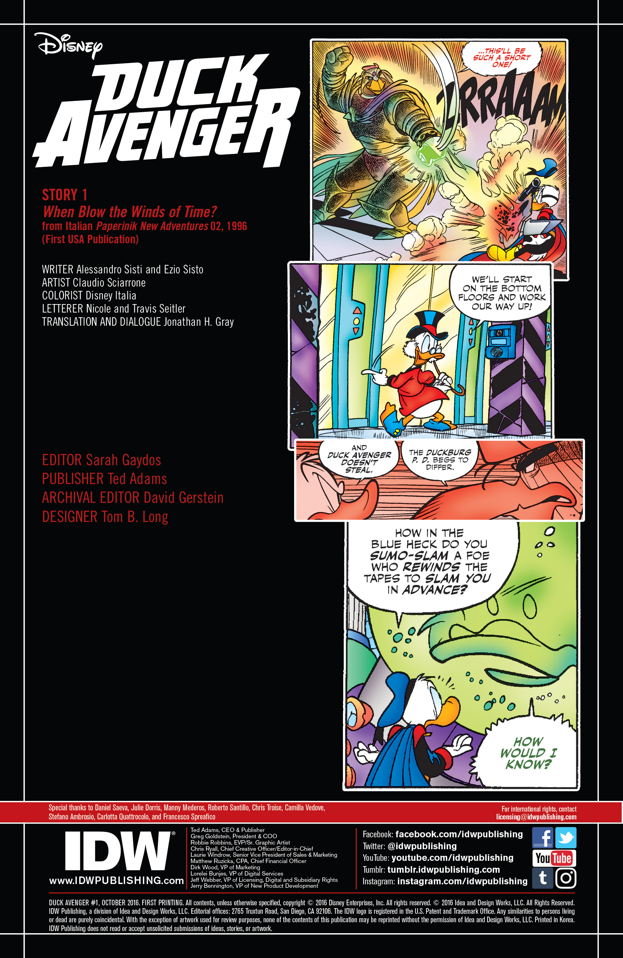 Read online Donald Duck (2015) comic -  Issue #20 - 37