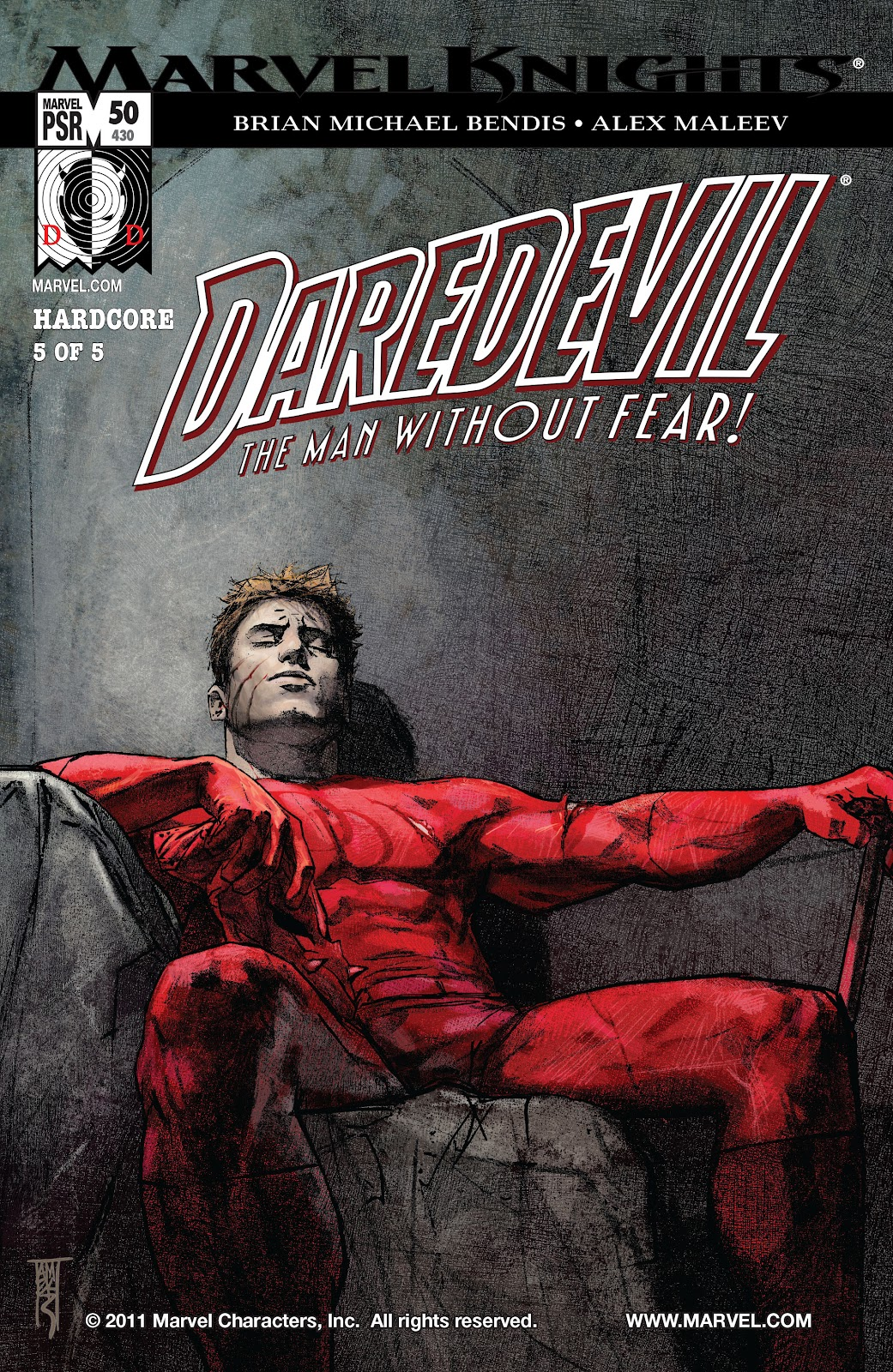 Read online Daredevil (1998) comic -  Issue # _Ultimate_Collection TPB 2 (Part 3) - 5