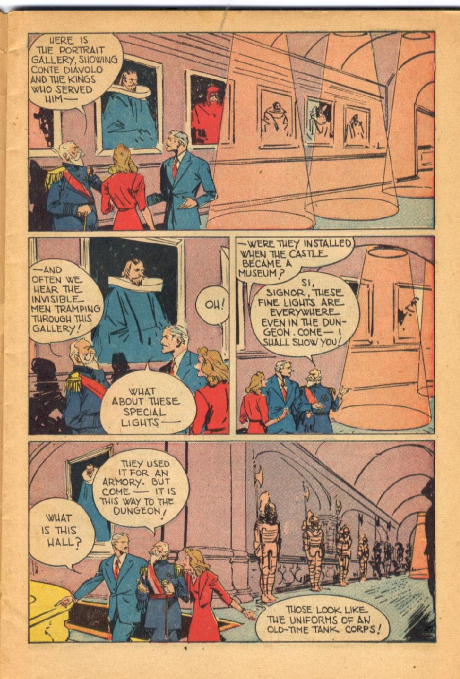 Read online Super-Magician Comics comic -  Issue #38 - 7