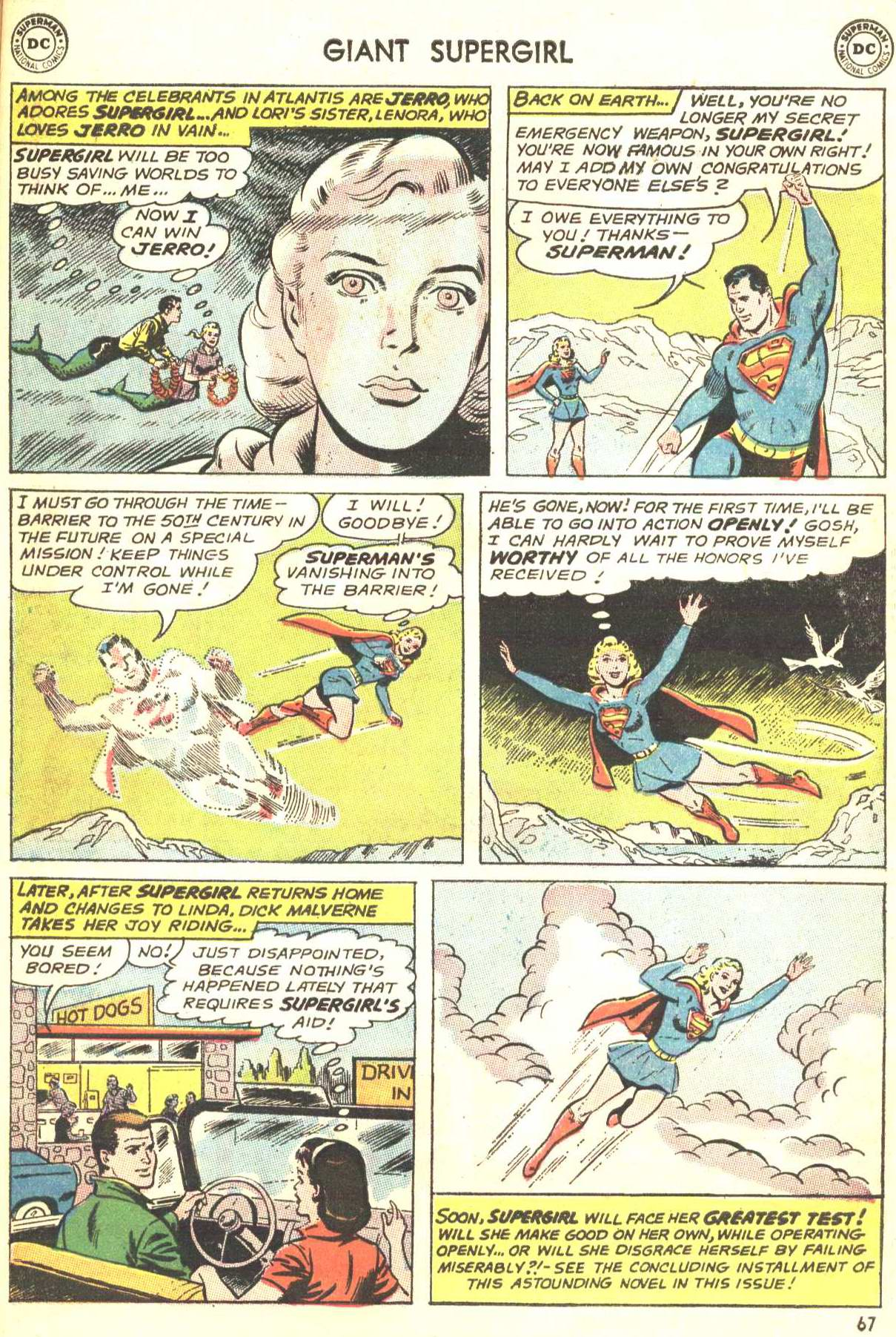 Read online Action Comics (1938) comic -  Issue #360 - 66