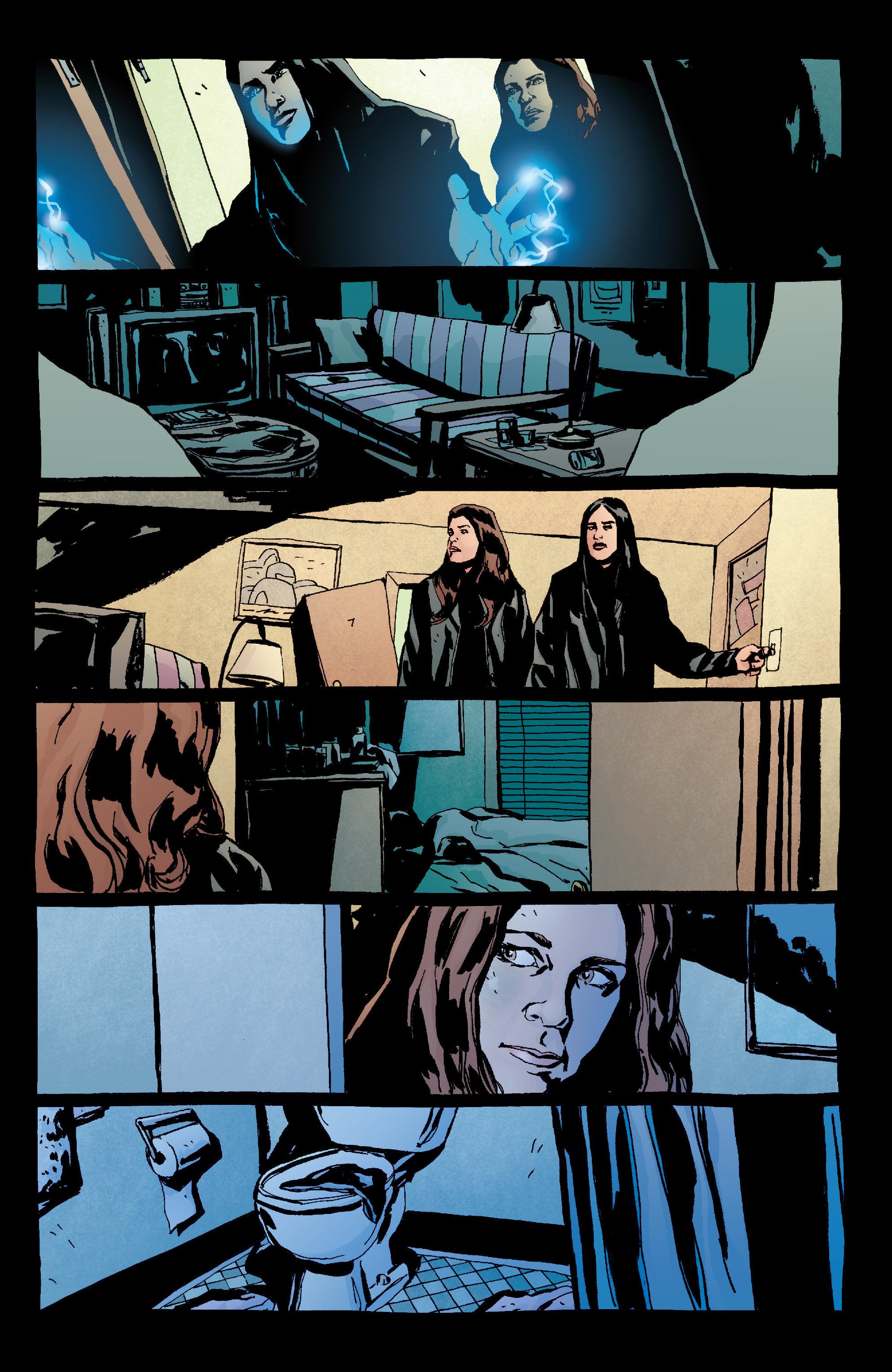 Read online Alias comic -  Issue #20 - 15