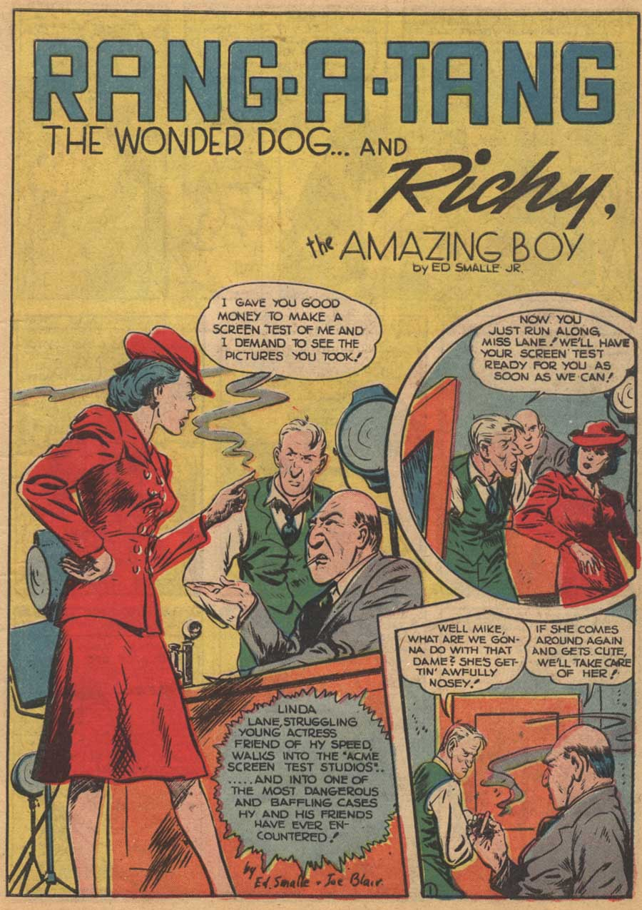 Blue Ribbon Comics (1939) issue 16 - Page 13