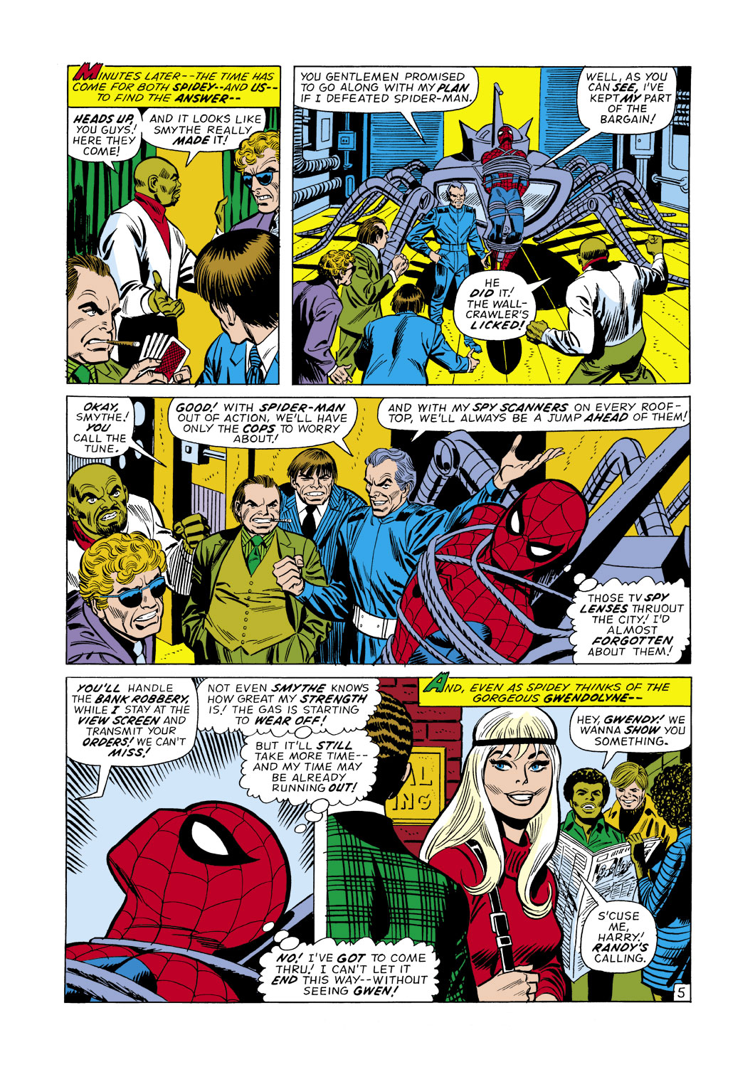 The Amazing Spider-Man (1963) 107 Page 5