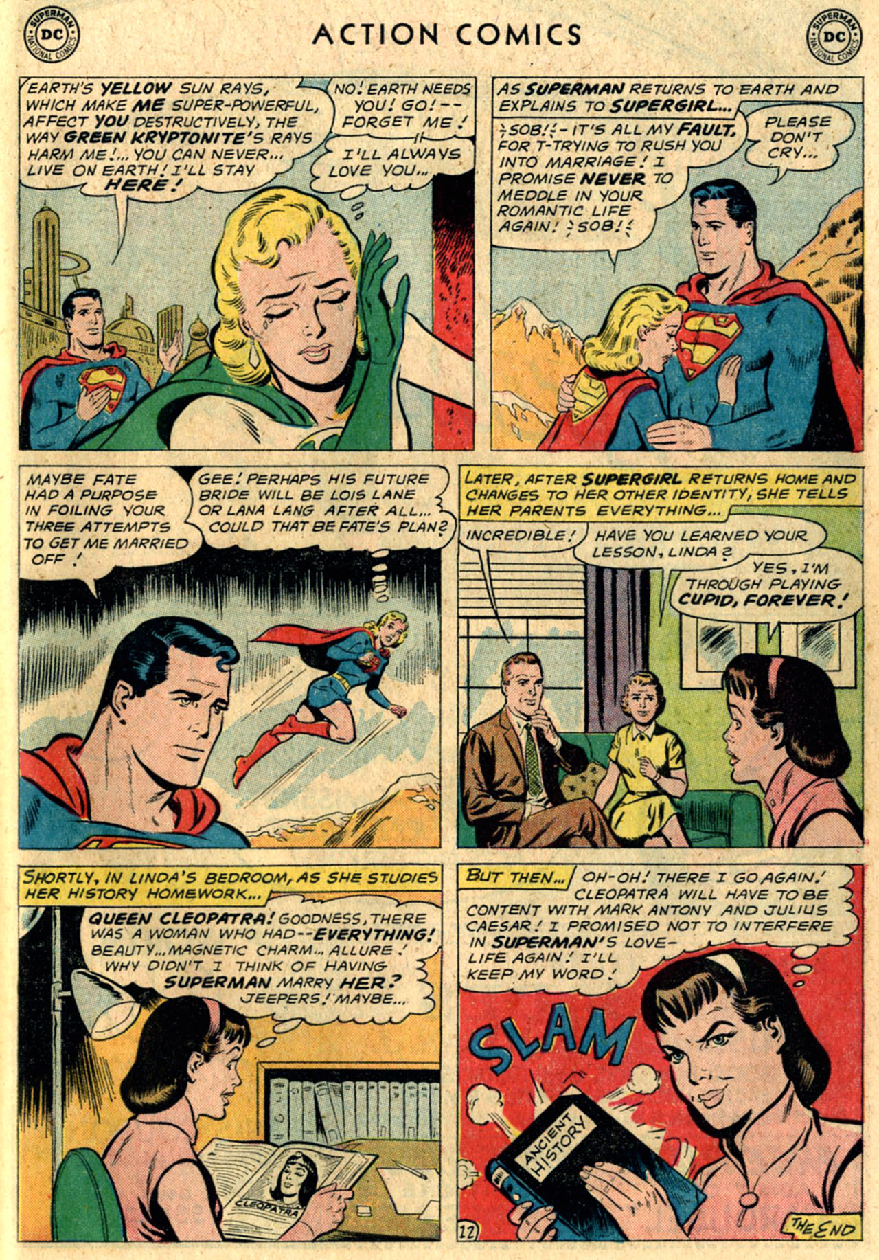 Read online Action Comics (1938) comic -  Issue #289 - 31