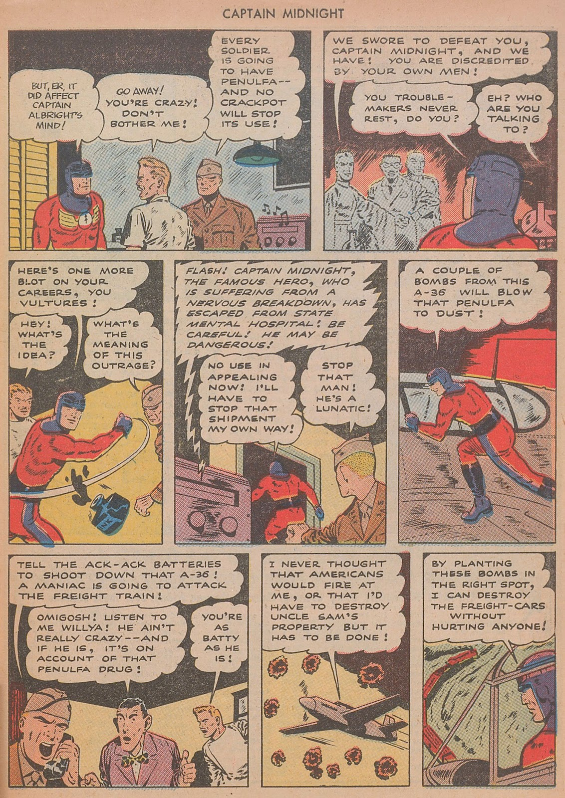 Captain Midnight (1942) issue 29 - Page 31