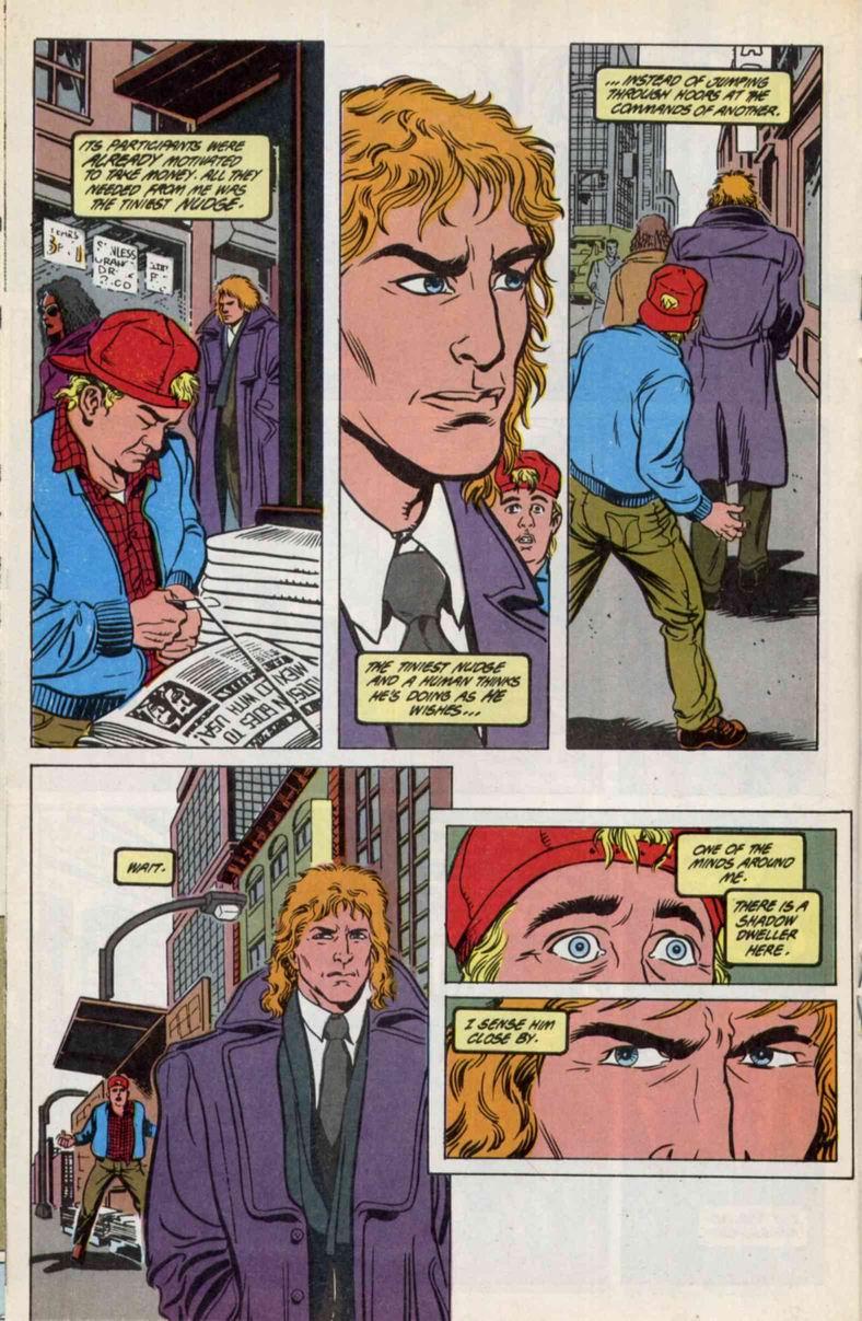 Read online Doctor Zero comic -  Issue #8 - 18