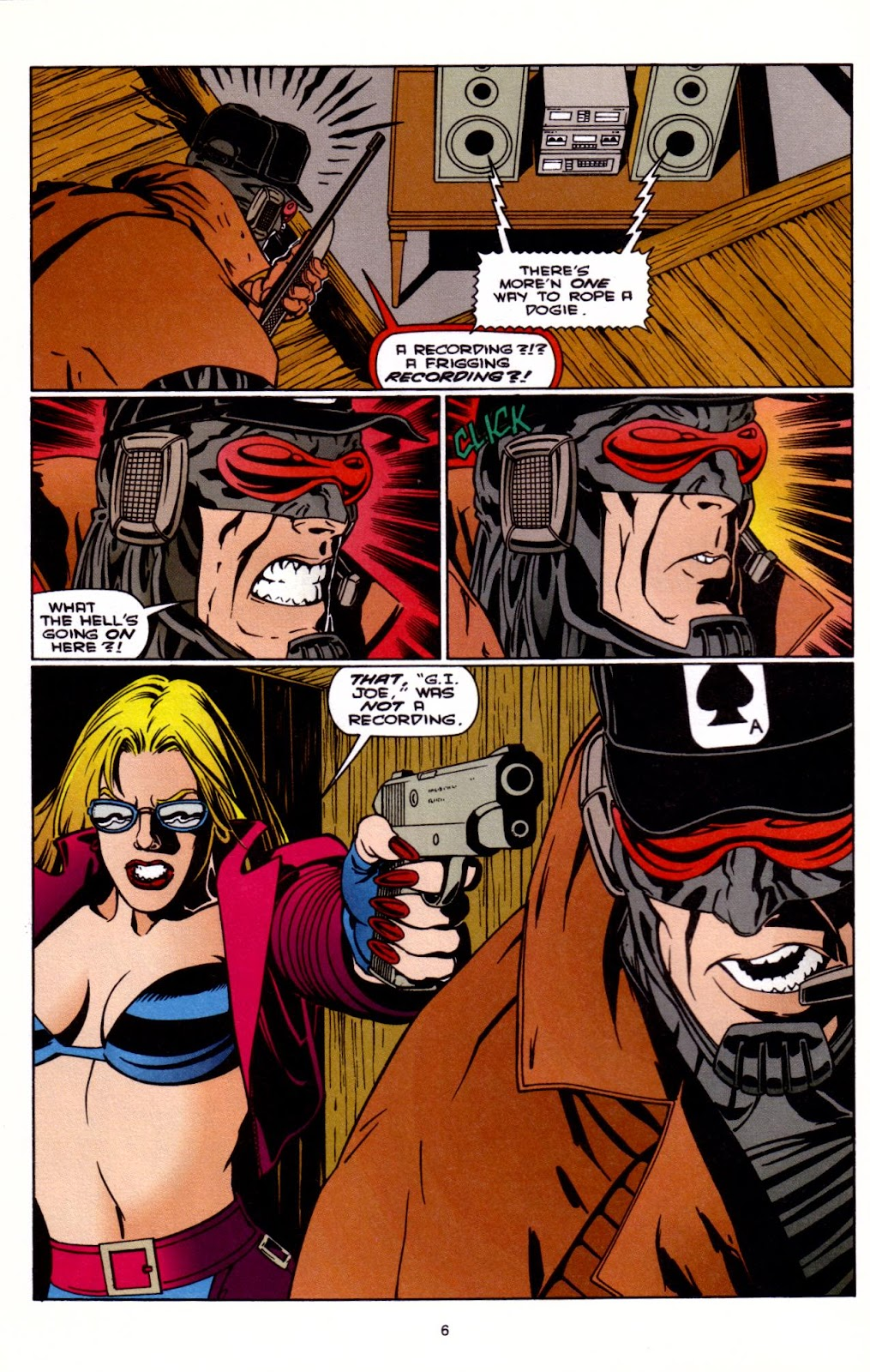 Barb Wire (1994) issue 3 - Page 7