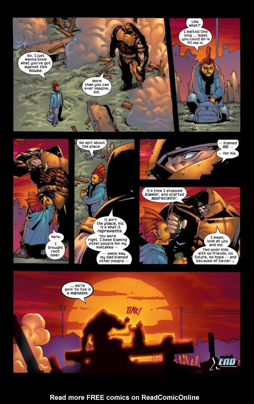 Uncanny X-Men (1963) issue 416 - Page 25