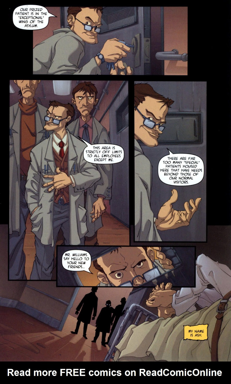 Army of Darkness vs. Re-Animator Issue #1 #1 - English 8