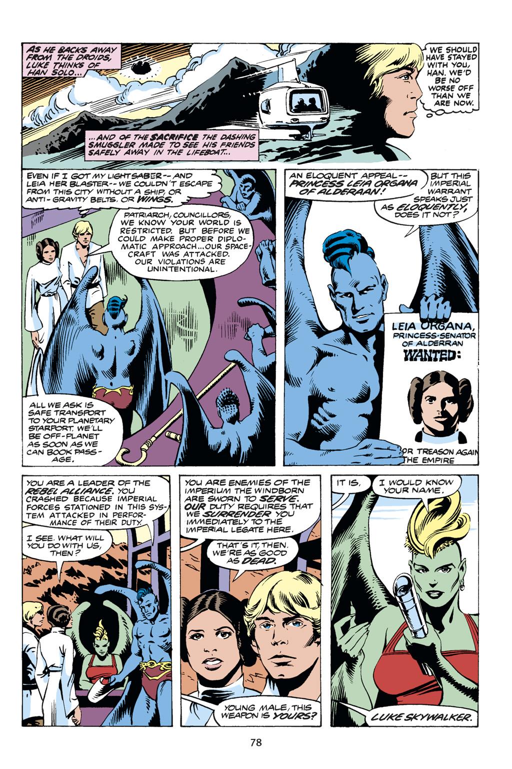 Read online Star Wars Omnibus comic -  Issue # Vol. 14 - 78