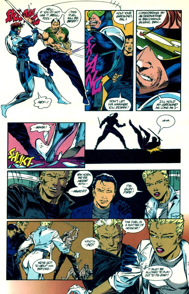 Read online Gunfire comic -  Issue #11 - 22