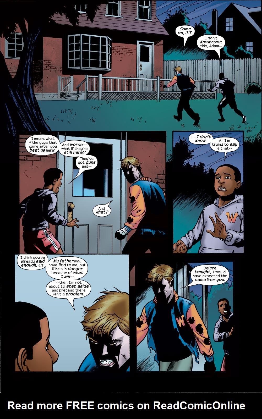 Read online Machine Teen comic -  Issue #4 - 2