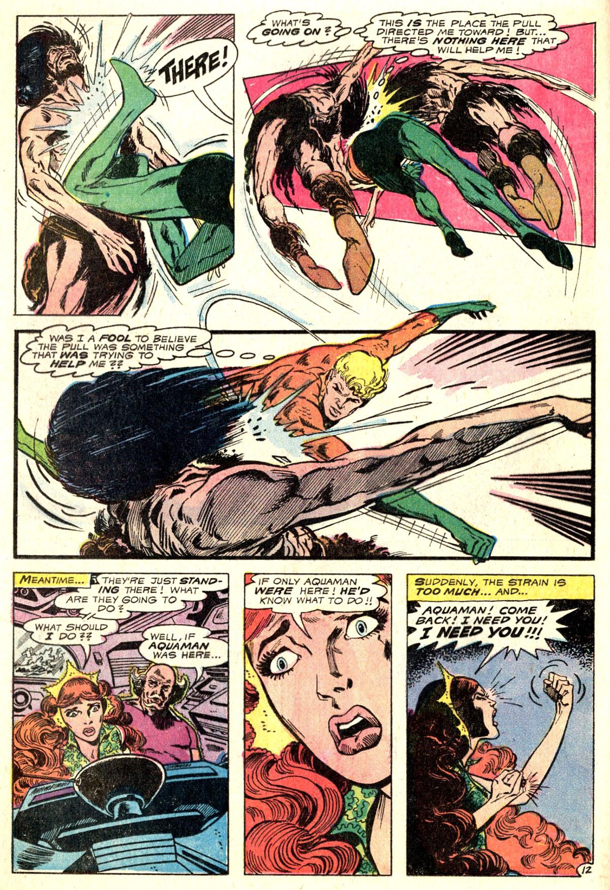 Read online Aquaman (1962) comic -  Issue #52 - 16