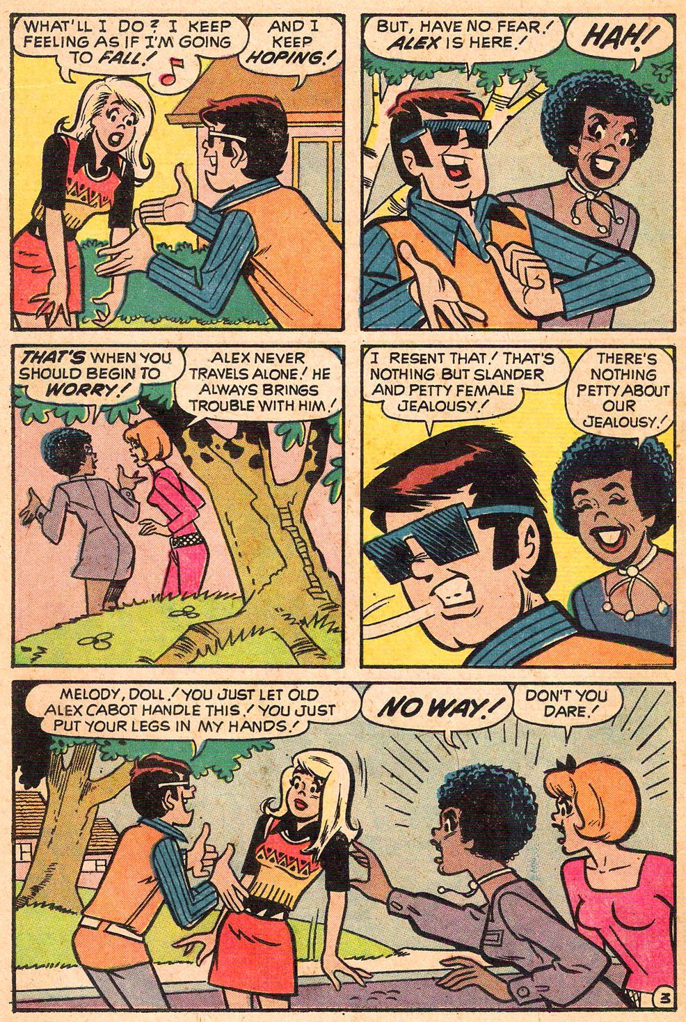 Read online She's Josie comic -  Issue #65 - 38