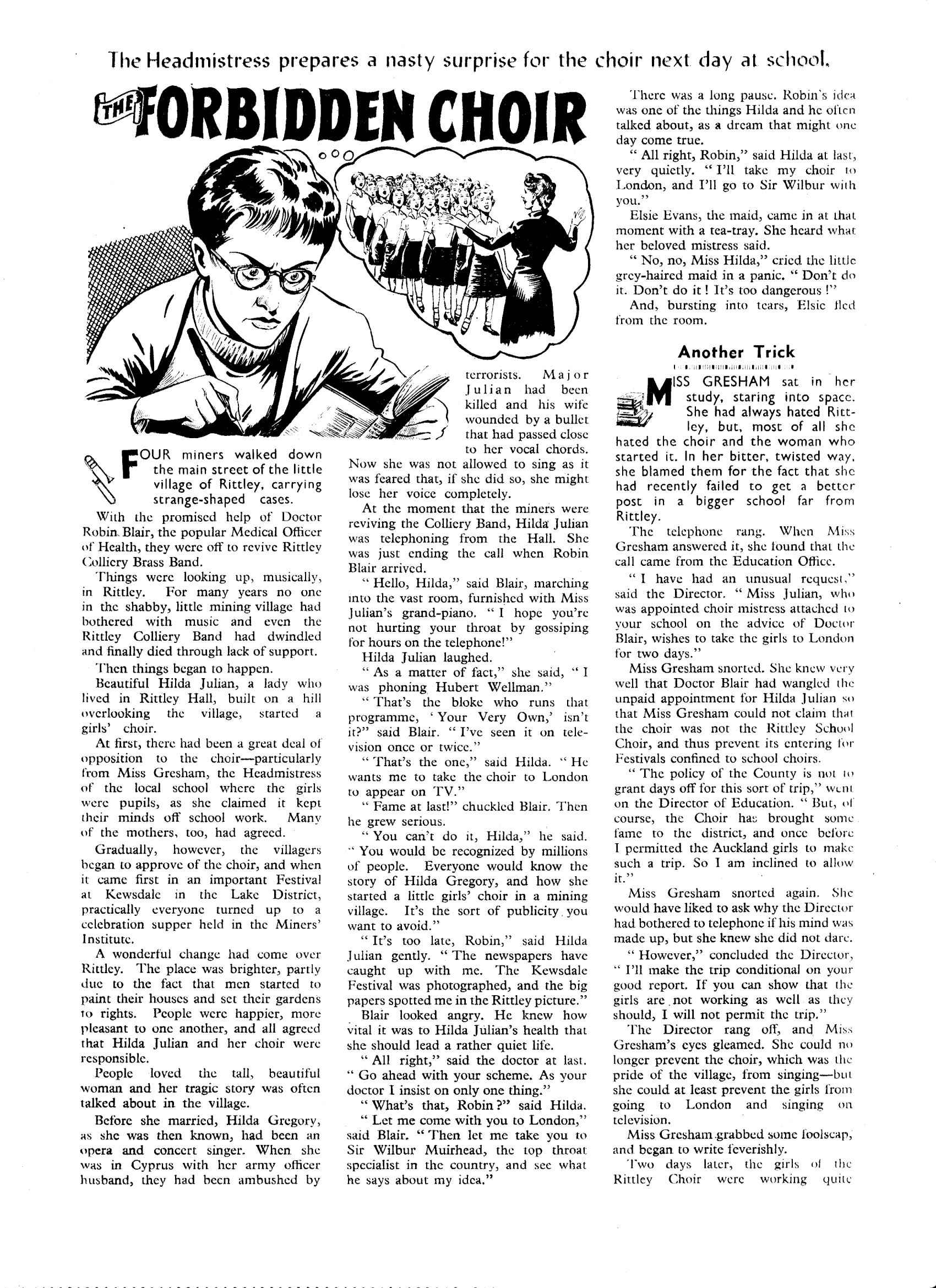 Read online Judy comic -  Issue #60 - 13