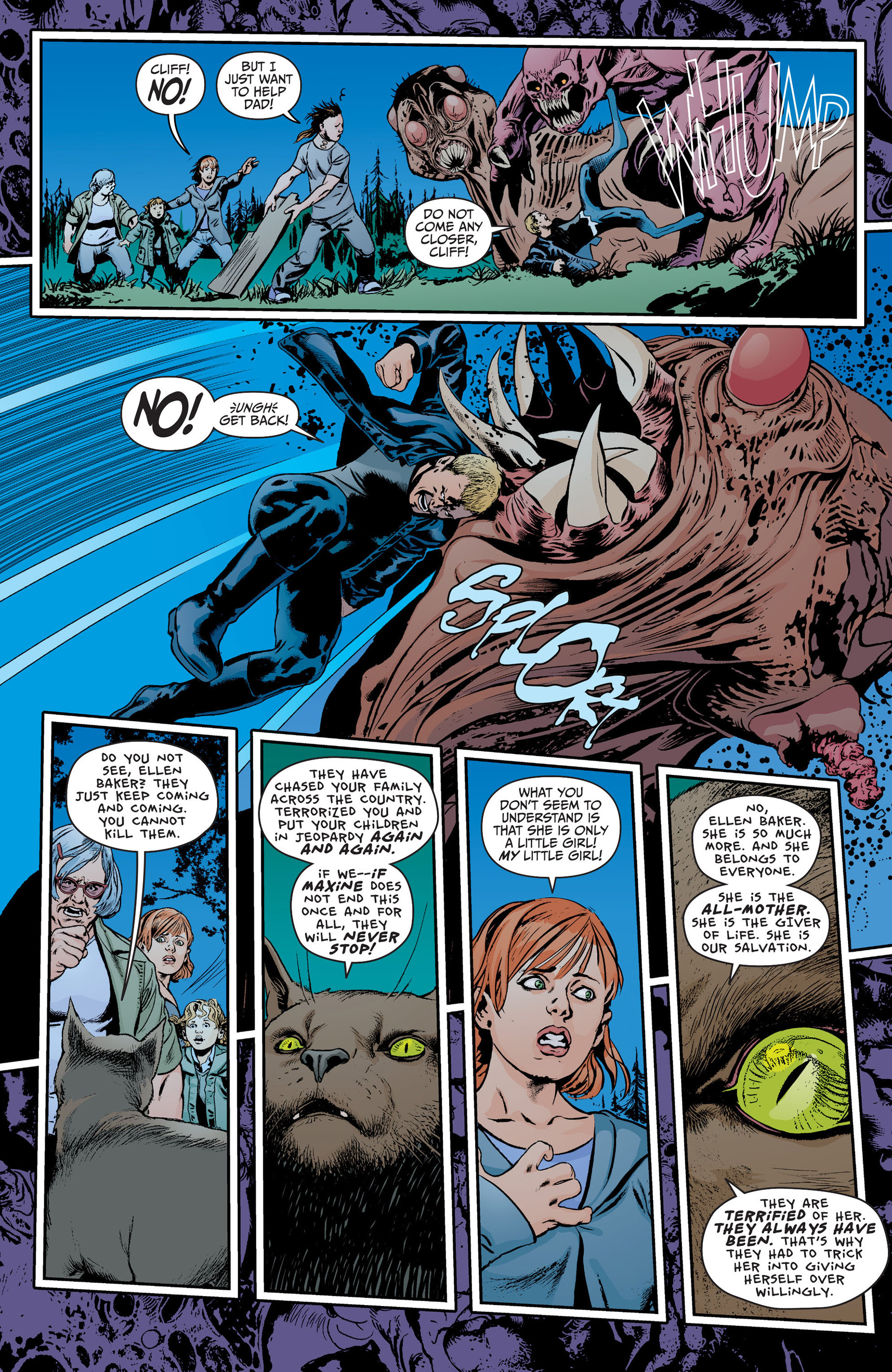 Read online Animal Man (2011) comic -  Issue #18 - 13