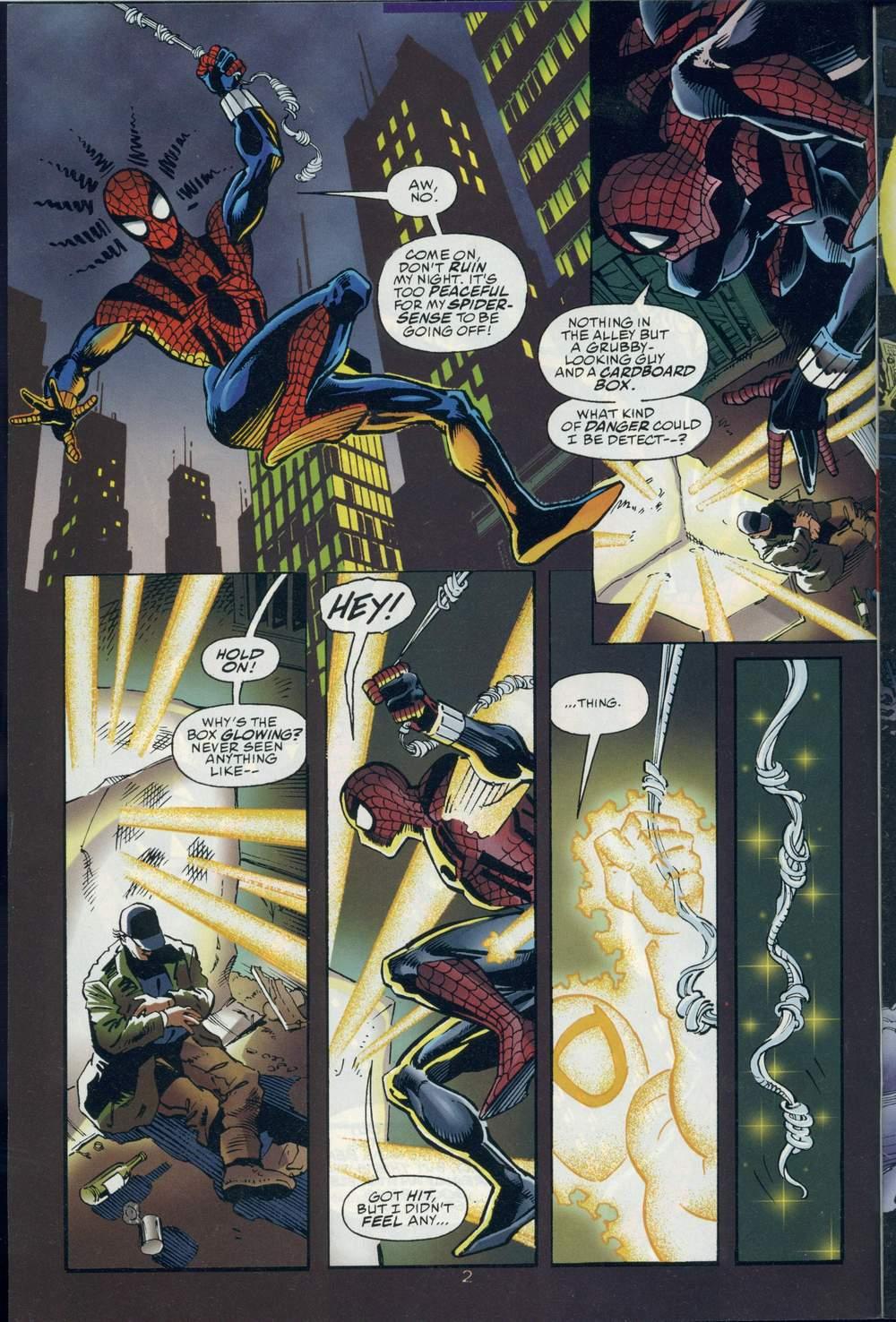 Read online DC Versus Marvel Comics comic -  Issue #1 - 4